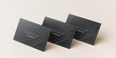 Business Cards at Trade Shows